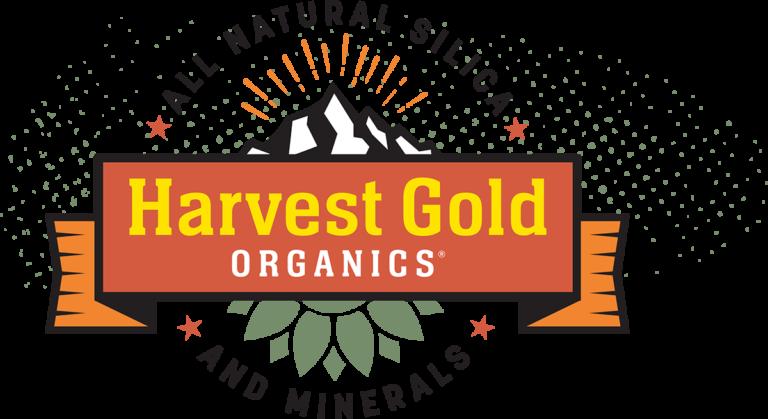 Harvest Gold Organics Logo