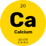 Calcium(1%)Promotes root development and protein synthesis.